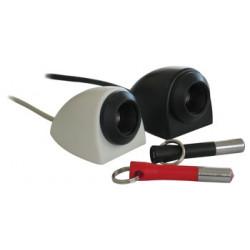Addimat Kellnerschloss USB schwarz